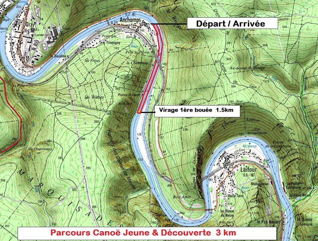 Canoe Jeune Decouverte