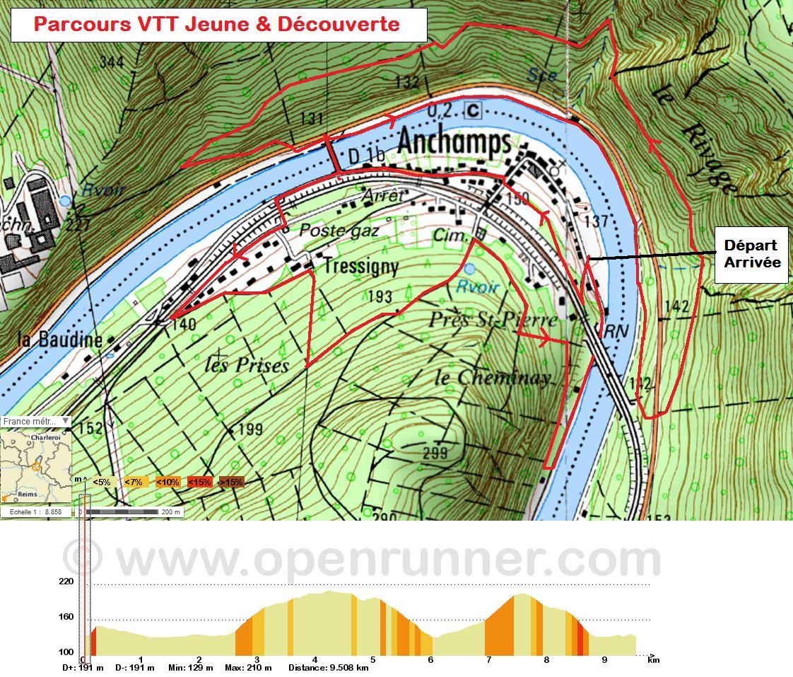 VTT Jeune Decouverte